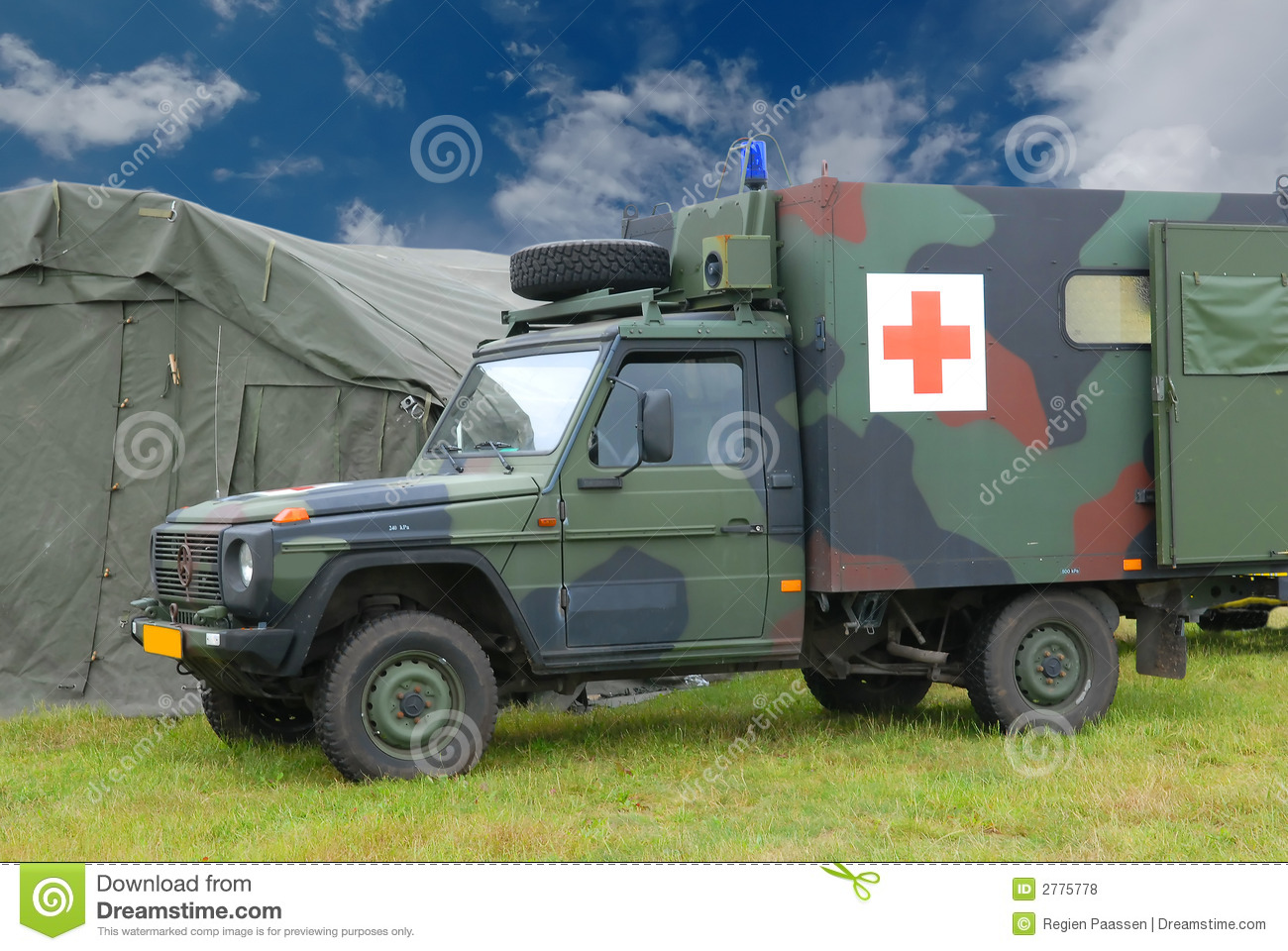 Military Field Ambulance