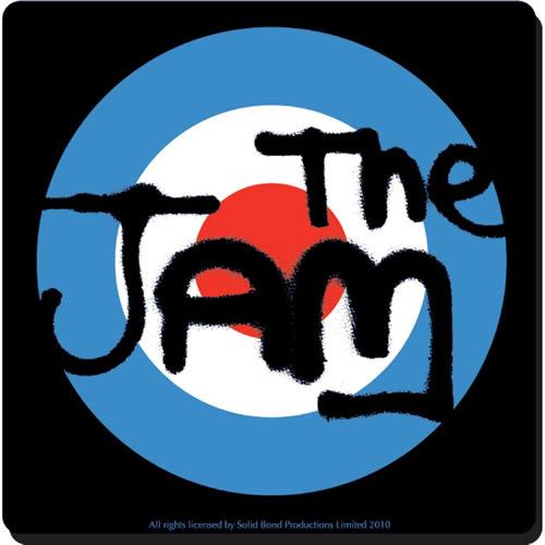Mod The Jam Target Logo