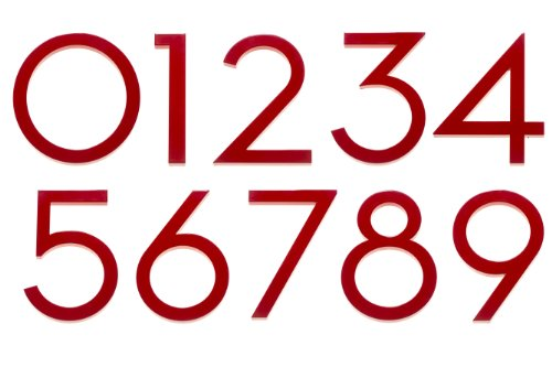 8 Colorful Number 8 Fonts Images