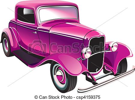 Muscle Car Clip Art Free