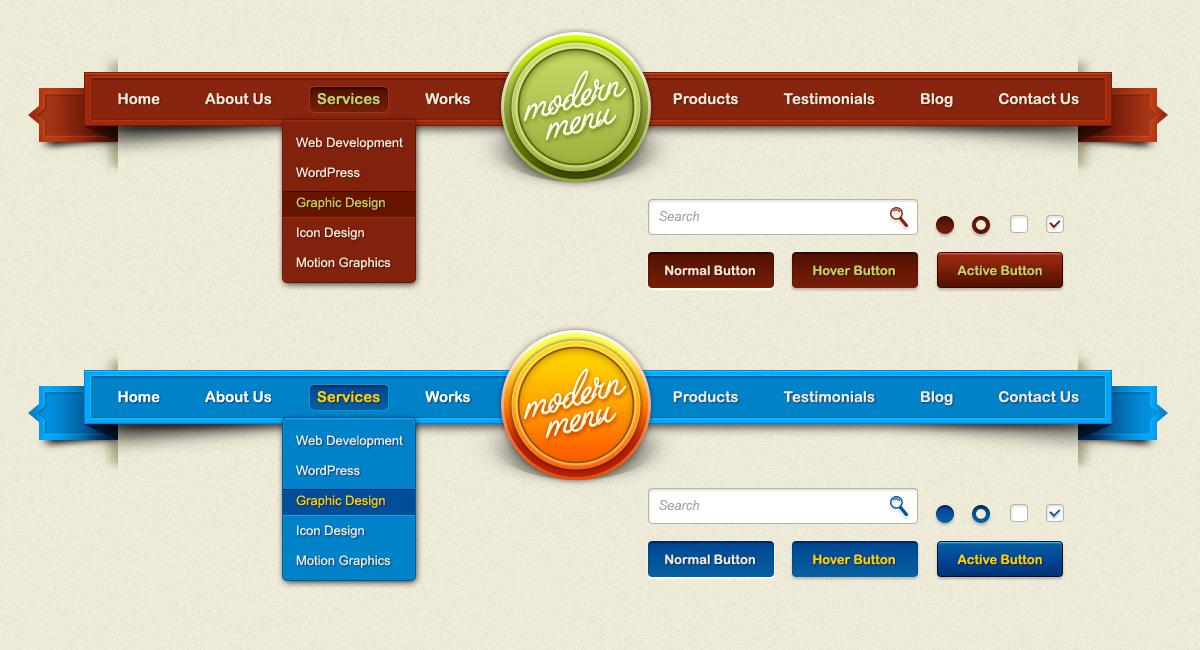 14 bar web design png images website navigation bar button bar menu design and free. Black Bedroom Furniture Sets. Home Design Ideas