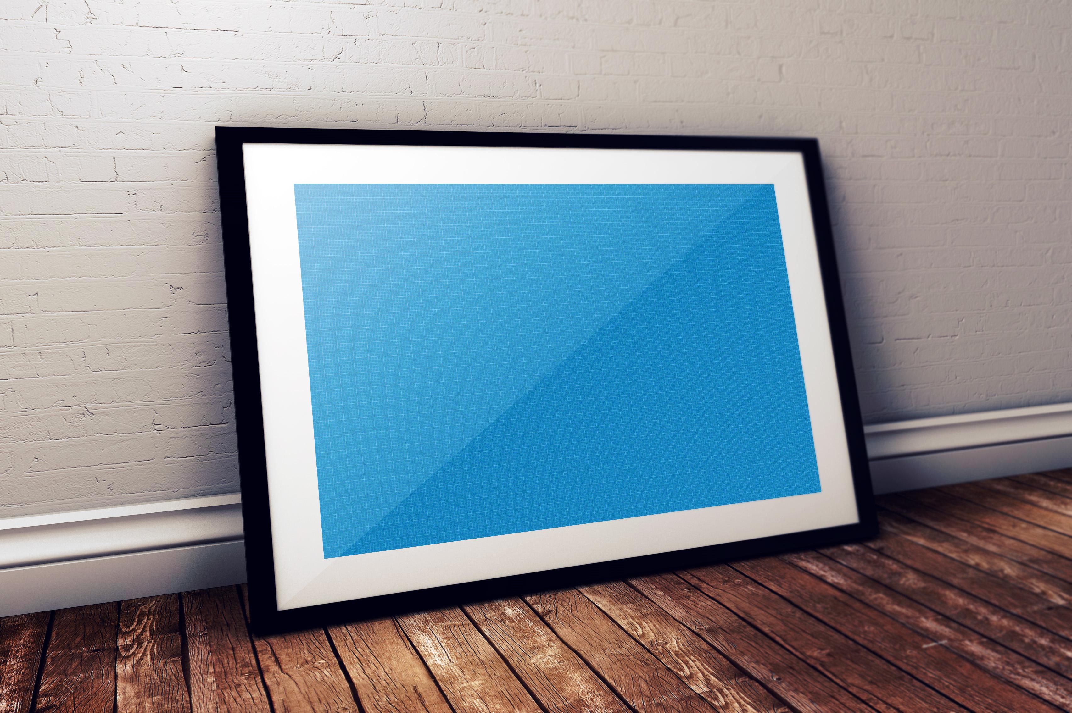 Photo Frame Mockup Photoshop