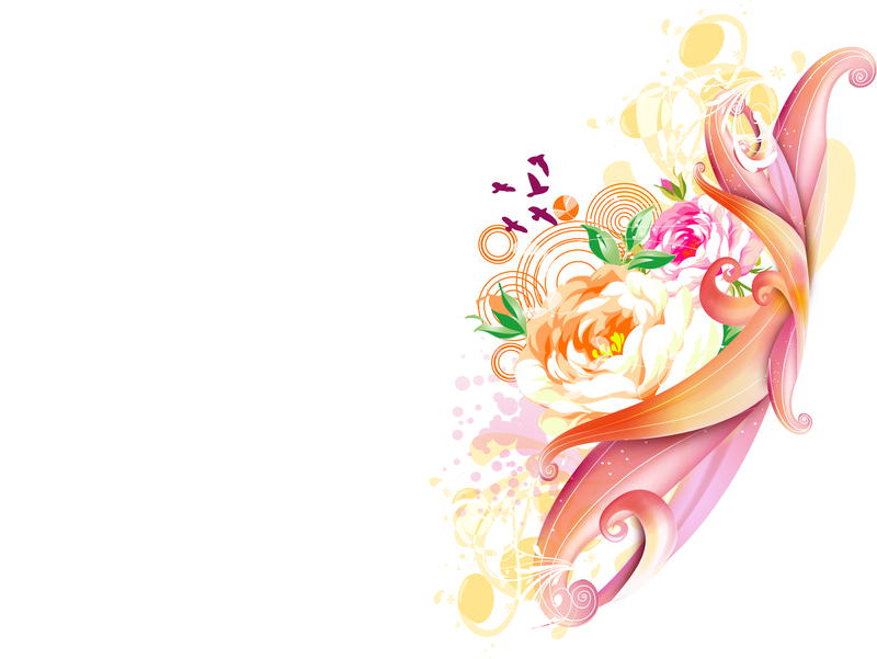 Pink Rose Vector Free
