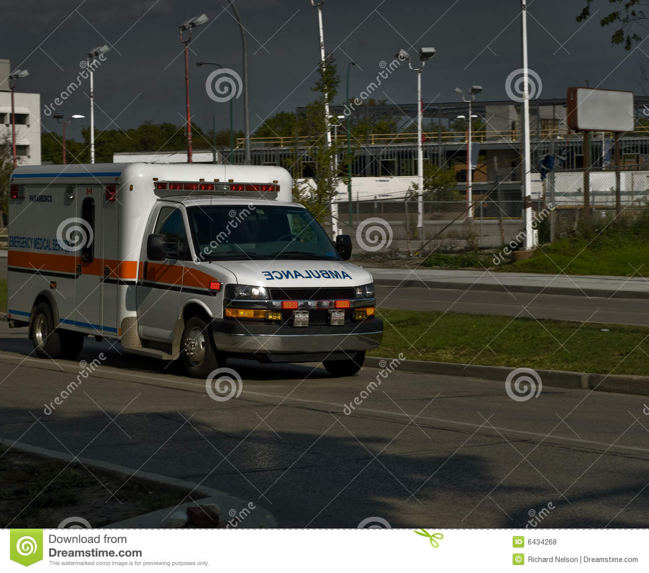 Racing Ambulance