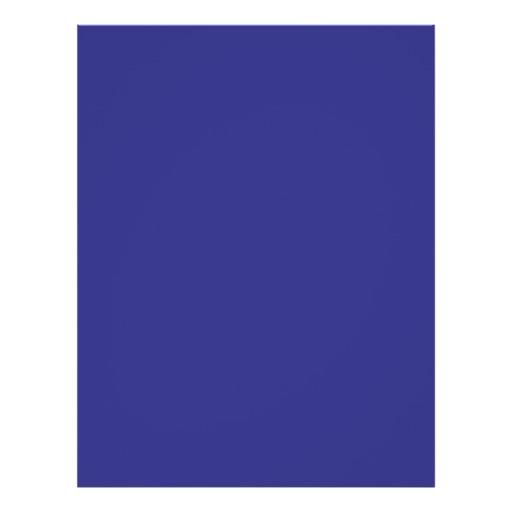 Royal Blue Color