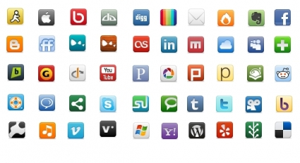 Social Network Icon Pack Free Download