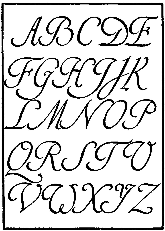 Spanish Script Font