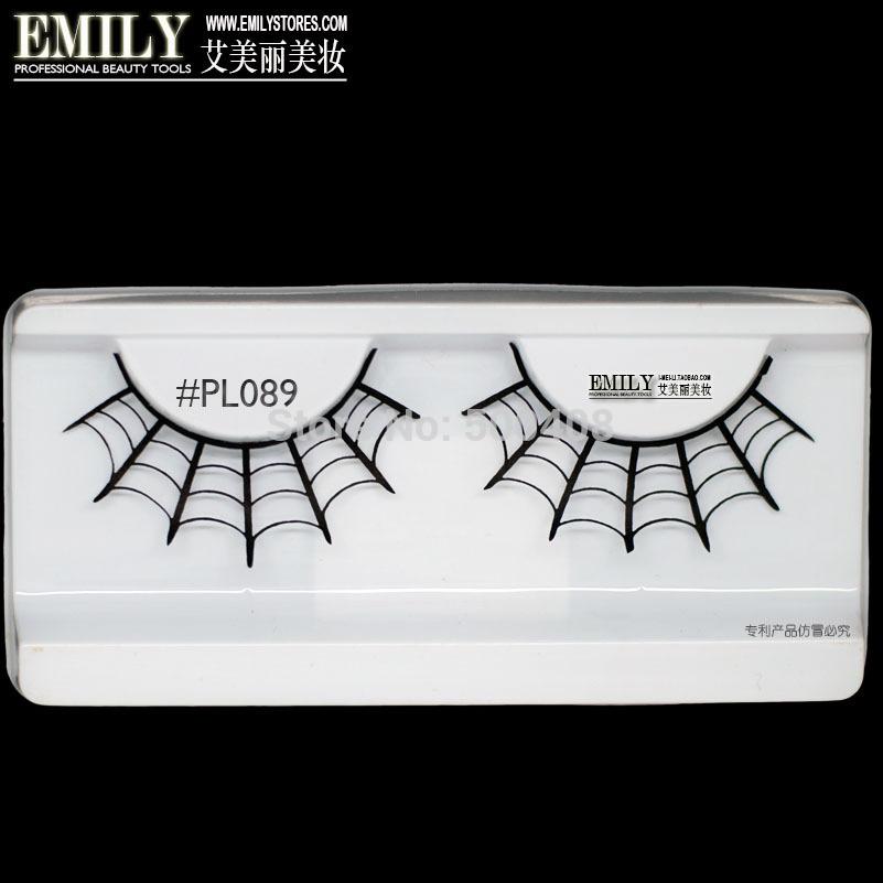 Spider Web Eye Lashes