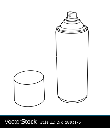 10 Paint Can Vector Images