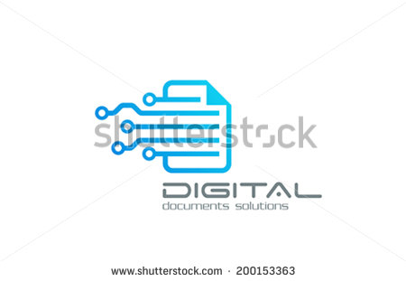 Technology and Electronics Logos