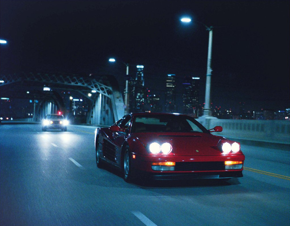 Testarossa Ferrari Kavinsky Wallpaper Out Run