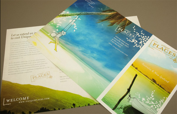 13 travel destination brochure template images travel for Travel brochure template word