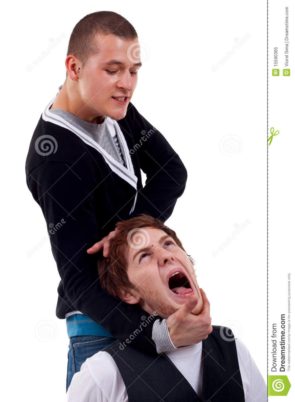 10 Two Men Stock Photos Images
