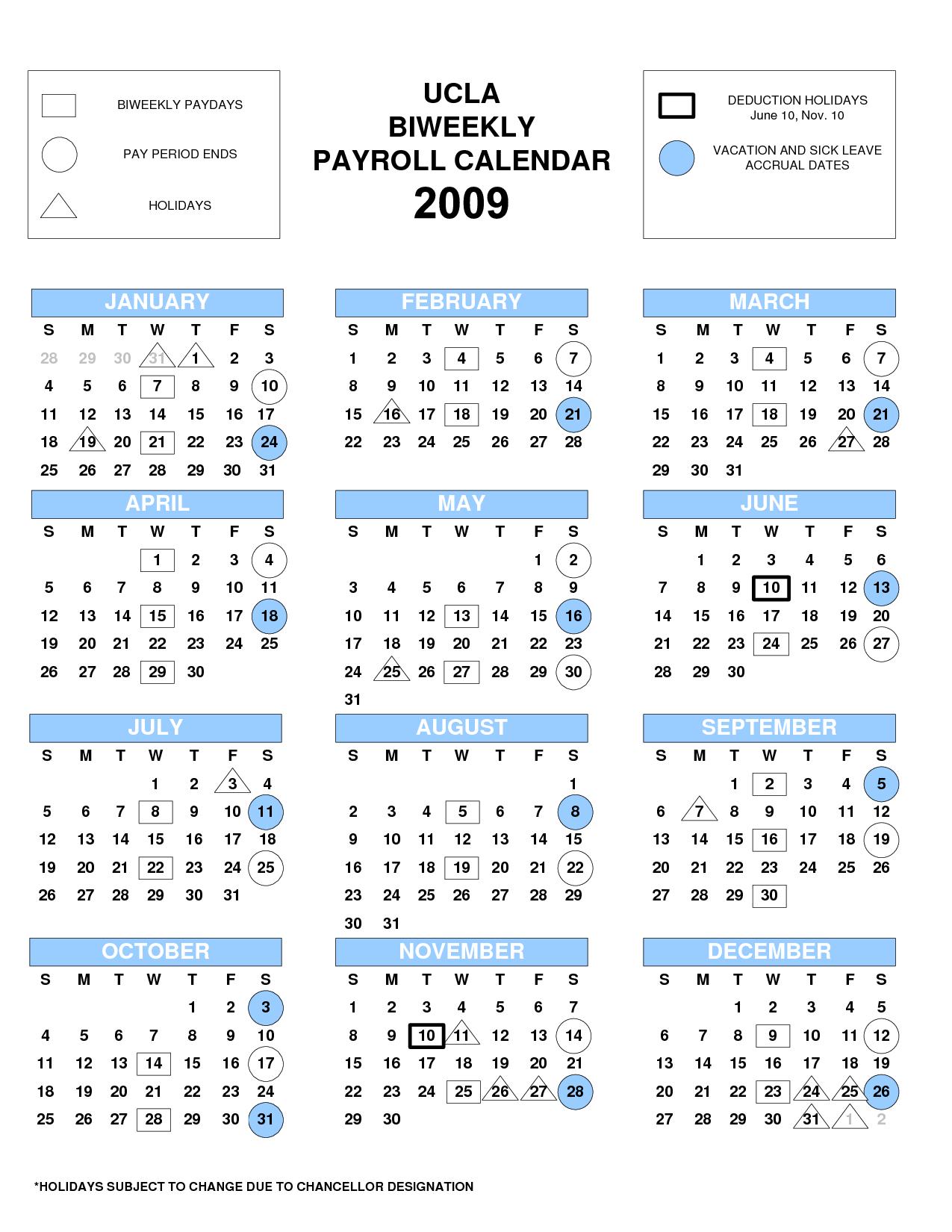 Weekly Payroll Calendar Related Keywords & Suggestions - Weekly ...