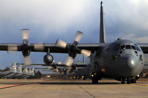 Us Air Force 130 Hercules