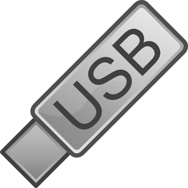 12 USB Memory Icons Vectors Images