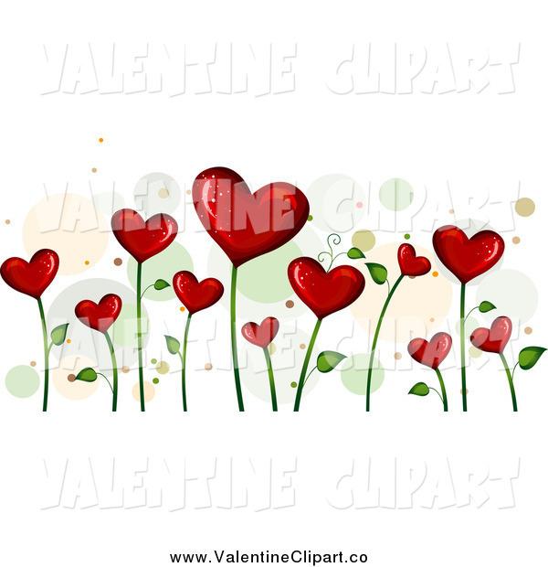 Valentine Heart Clip Art Vector