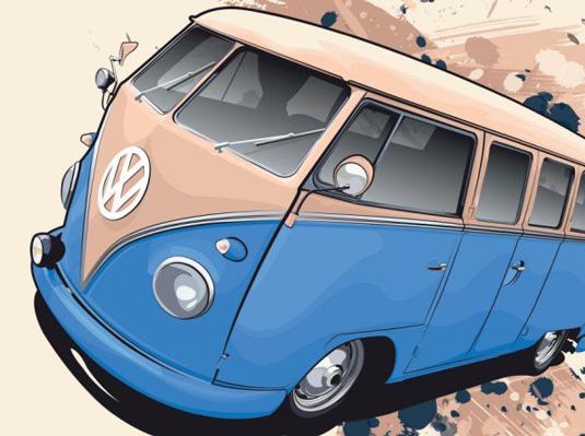 Vector Art Illustrator Tutorial