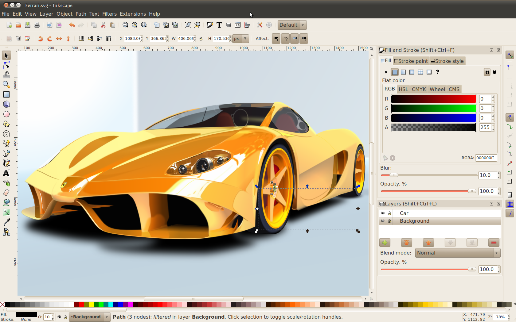 18 Creating Vector Graphics Images