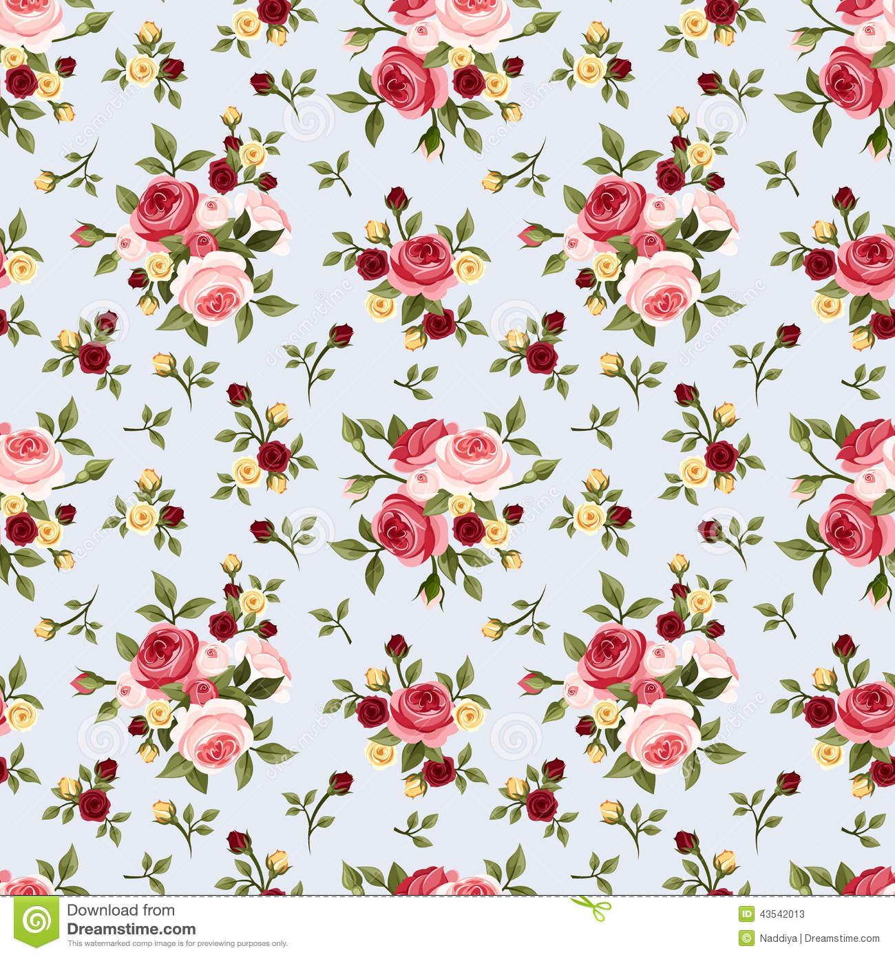 11 Vector Vintage Roses Images - Vintage Rose Vector Free ...