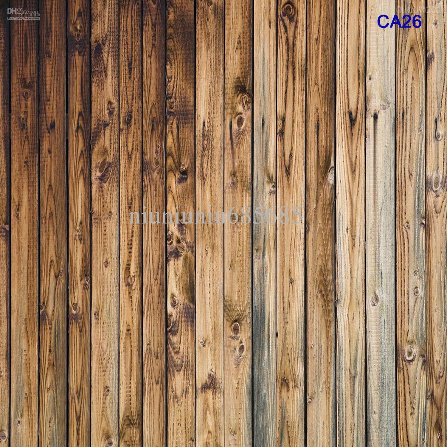 18 Wood Vinyl Photography Backdrops Images