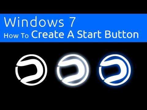 11 Windows Start Button Icon BMP Menut Images - Windows