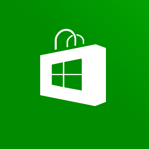12 MS Windows 10 Store Icon Images