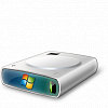 19 C Drive Windows 7 Icon Images