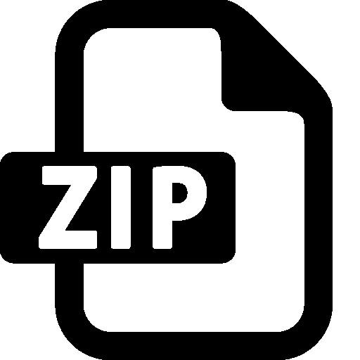 12 Windows Zip File Icon Images