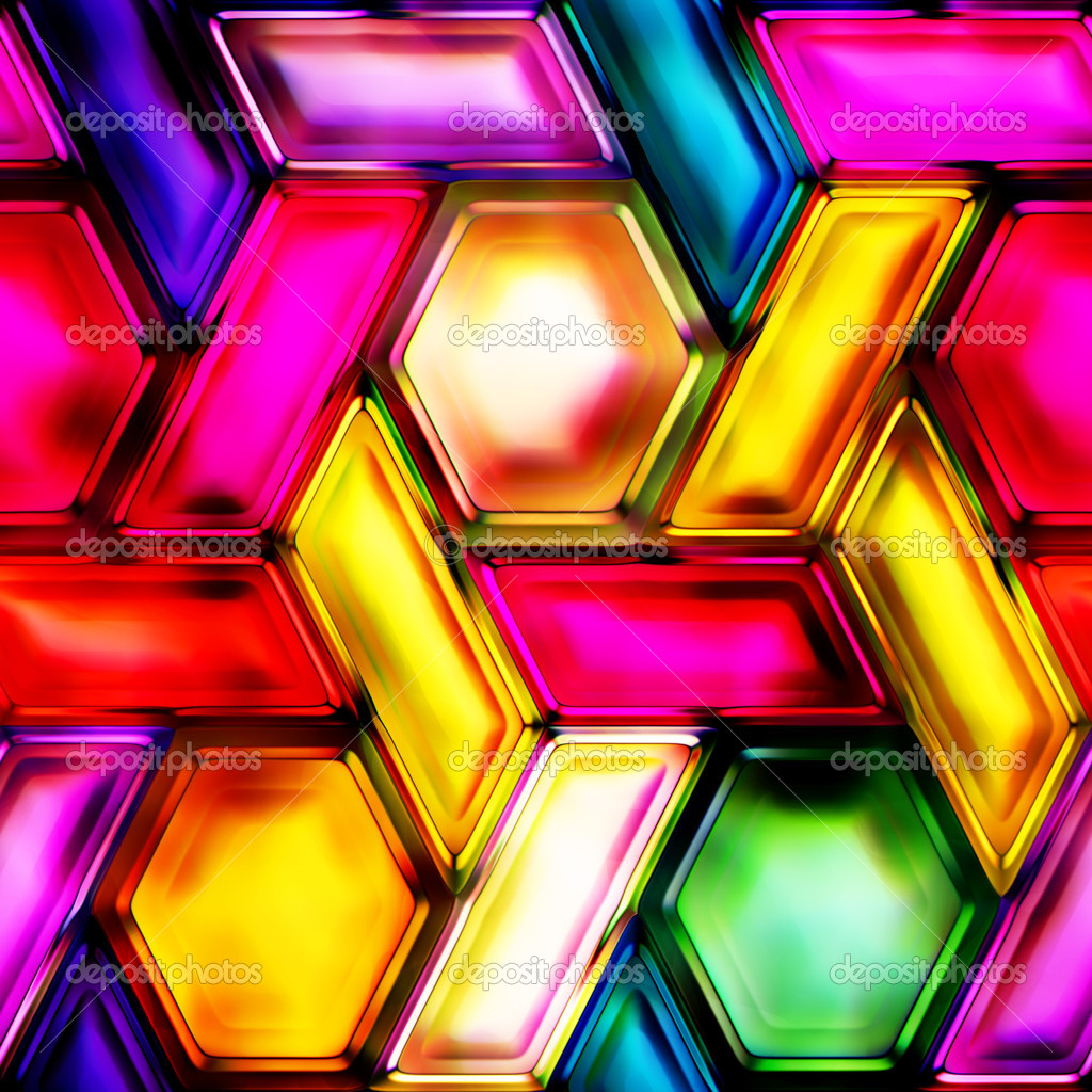 Abstract Art Geometric Shapes