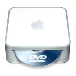 16 Mac DVD Icon Images
