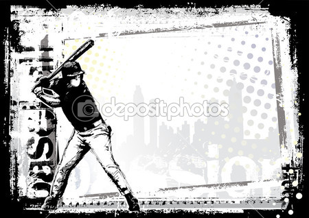 Baseball Photoshop Background Templates
