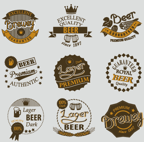 Beer Label Templates Free
