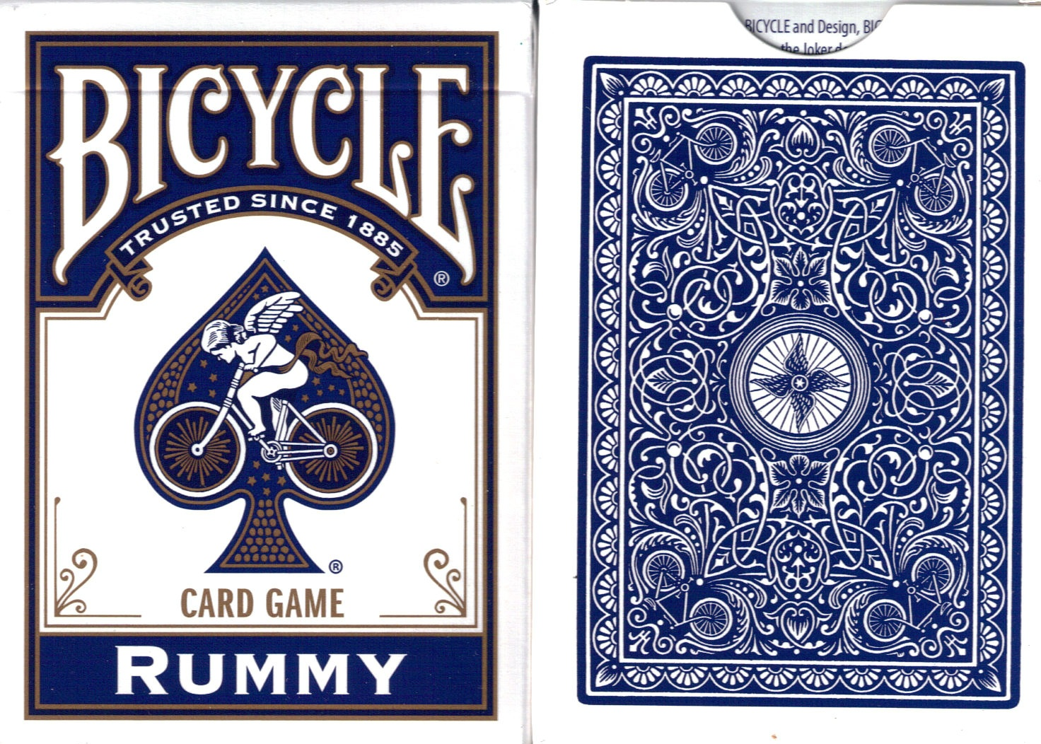 Bicycle Playing Card Designs
