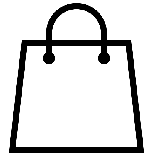 9 Shopping Bag Icon Images