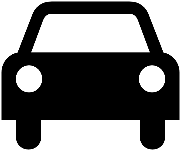 13 Car Icon On Transparent Background Images