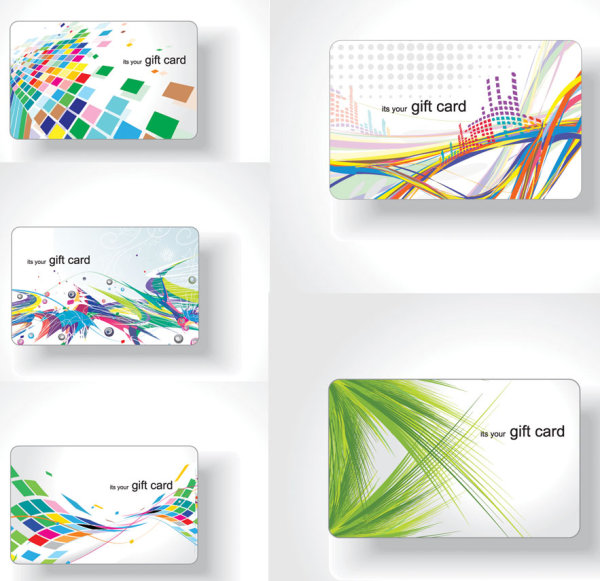 Card Vector Free Download