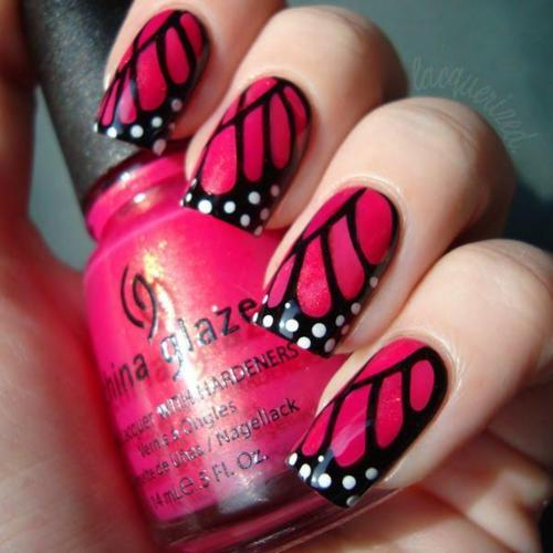 13 Glazed Nail Designs Images