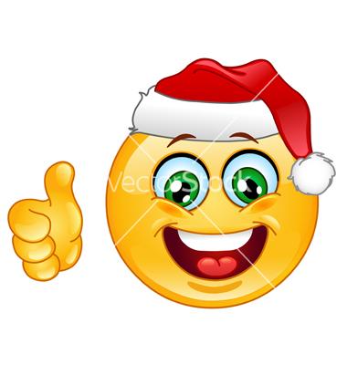 Christmas Smiley Emoticons