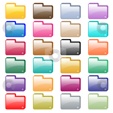 Color Folder Icons