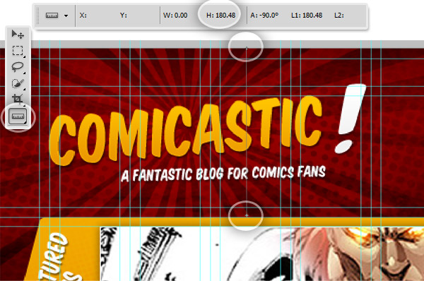 Comic Book Cover Template Photoshop