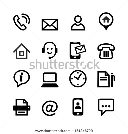 Contact Us Icons Free
