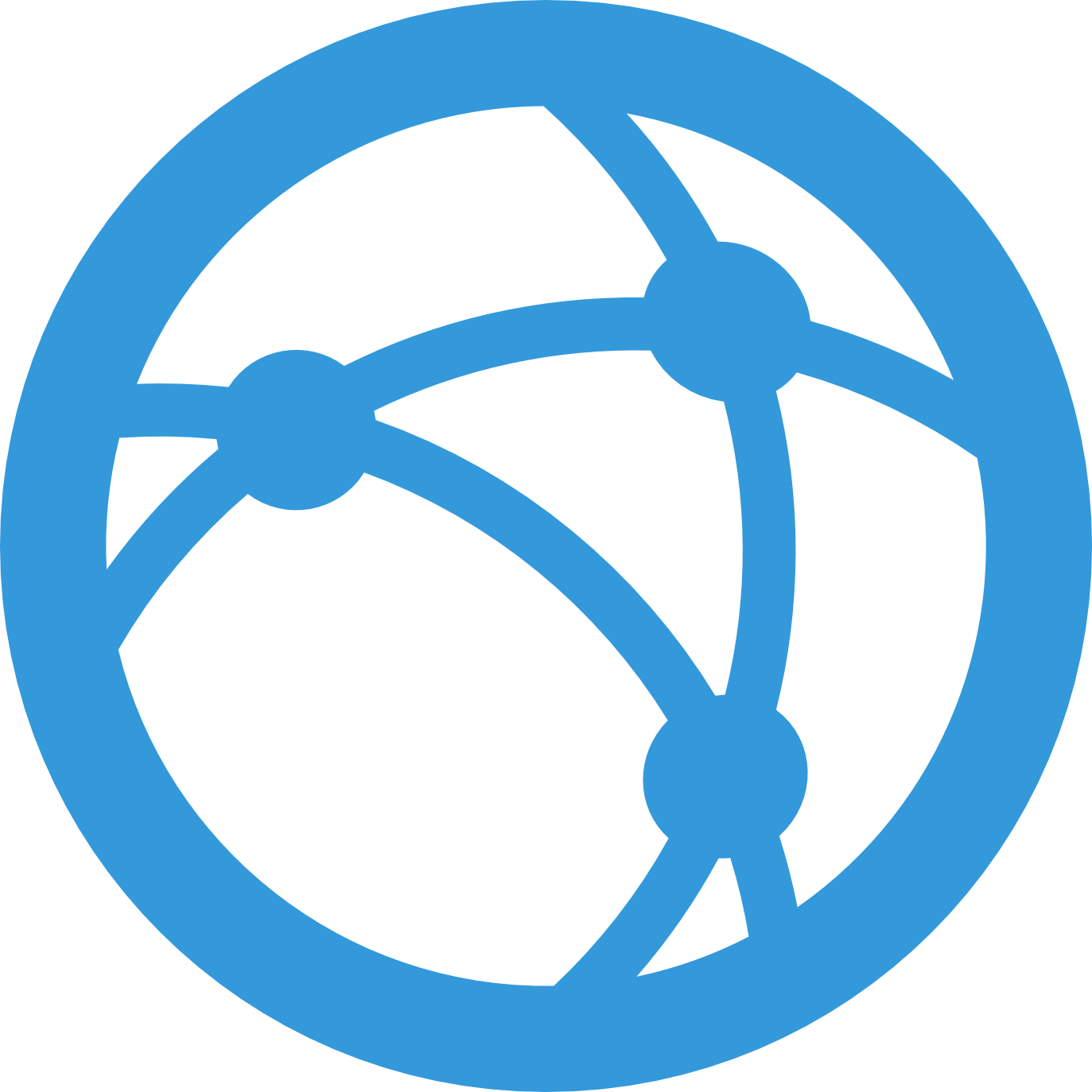 Content Delivery Network Icon