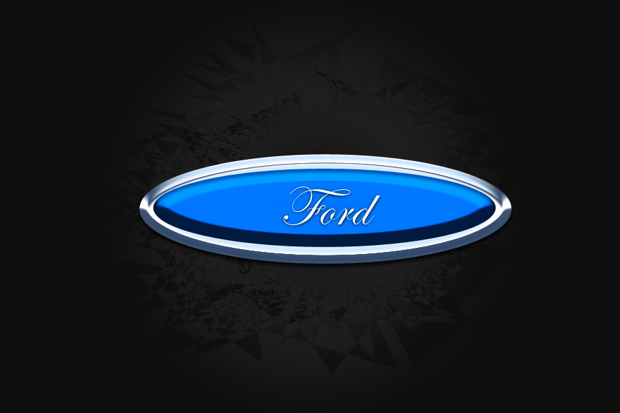 13 Ford Logo PSD Images