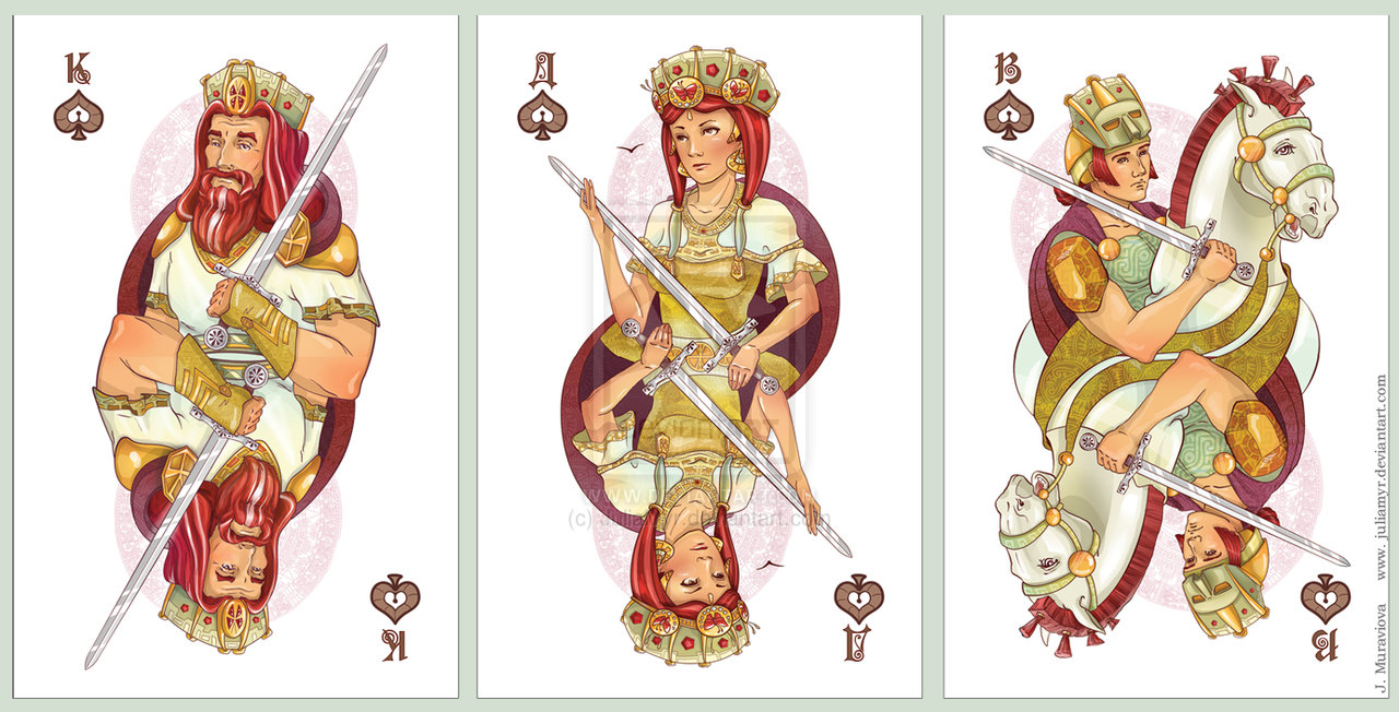 Cool Playing Card Designs