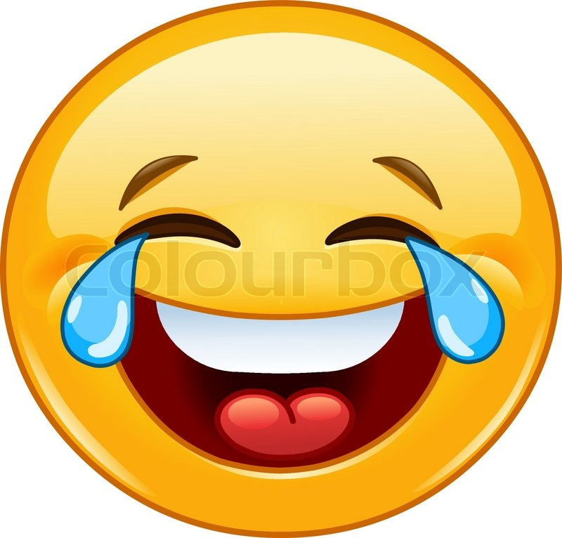 10 Cry Emoticons Laughing Rolling Images