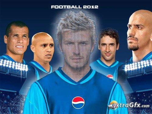 David Beckham Pepsi