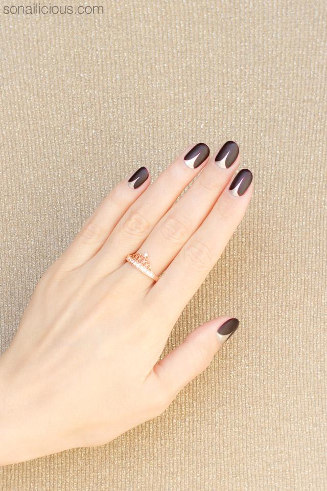 Elegant Short Nail Art Designs