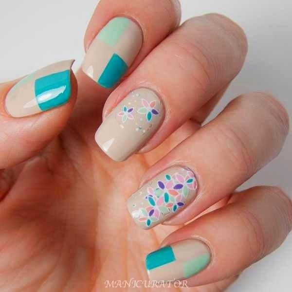 Fancy Nail Designs 2014