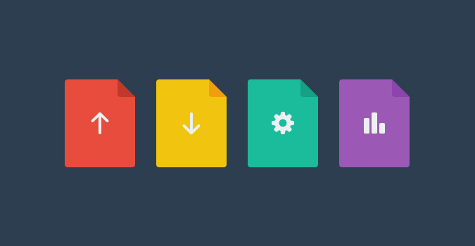 12 Flat Icon Download Images